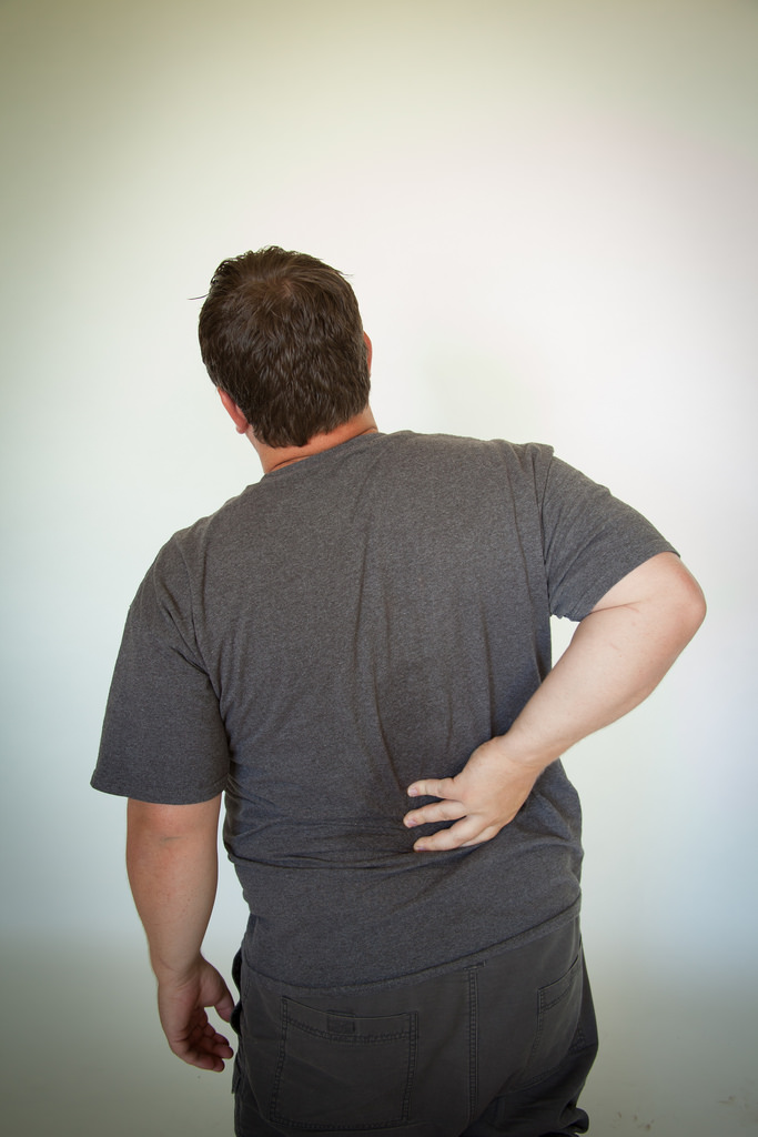 Back pain in Chinese medicine
