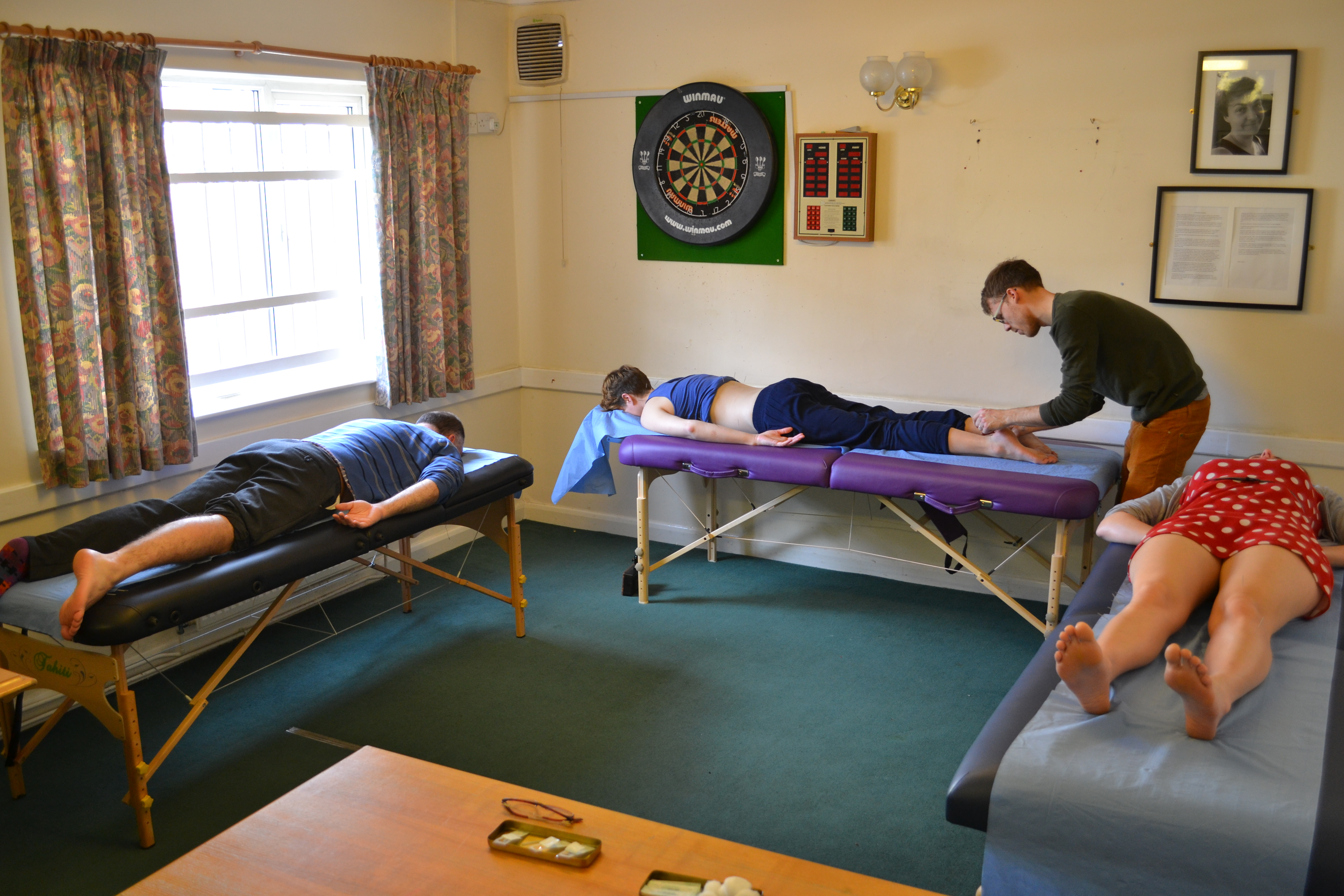 low cost acupuncture oxford